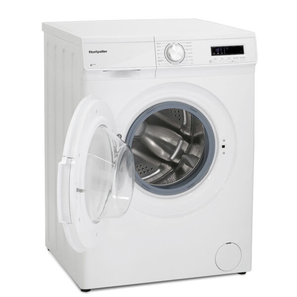 Montpellier Washing Machine with the door open