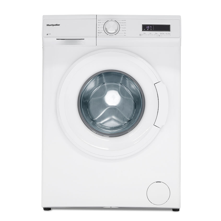 Montpellier Washing Machine 8kg/1400rpm