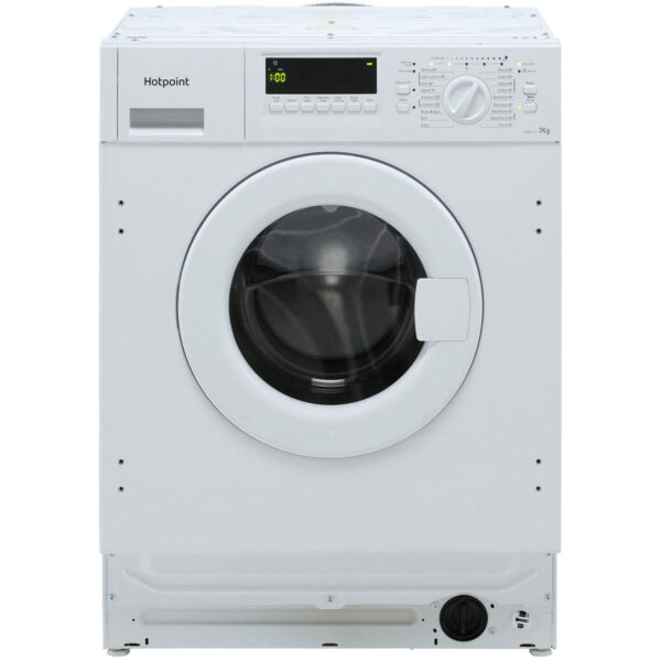 Integrated Hotpoint Washing Machine
