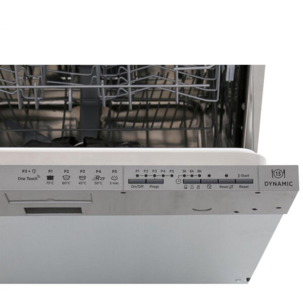 Hoover Integrated Dishwasher display/button panel