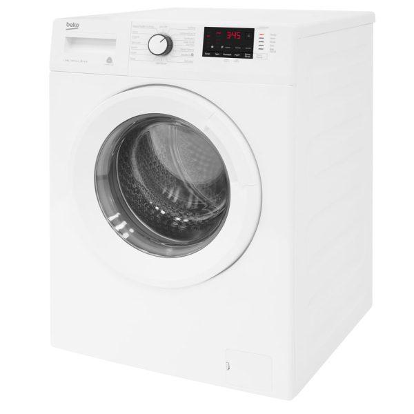 Beko Washing Machine 9kg/1400rpm on an angle