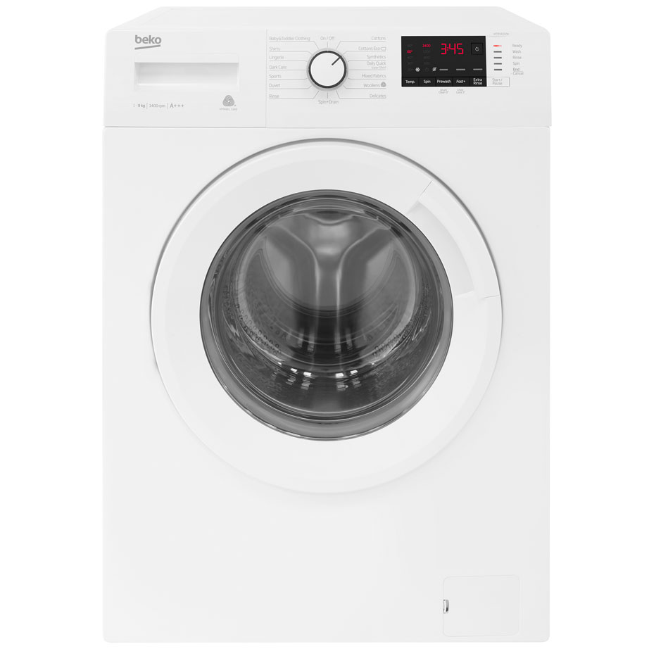 Beko Washing Machine 9kg/1400rpm