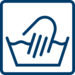bosch hand wash icon