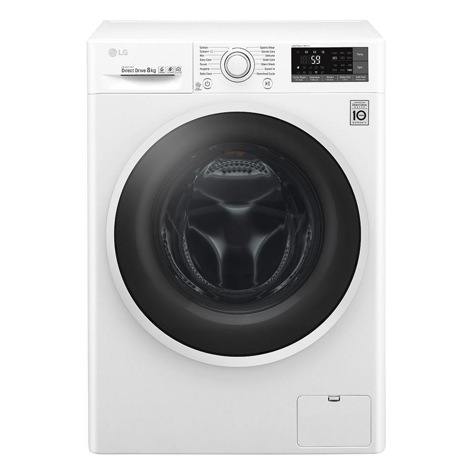 LG Washing Machine 8kg/1400rpm