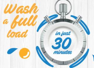 Beko dishwasher fast wash