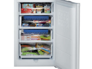 Hotpoint Fridge Freezer - freezer close up