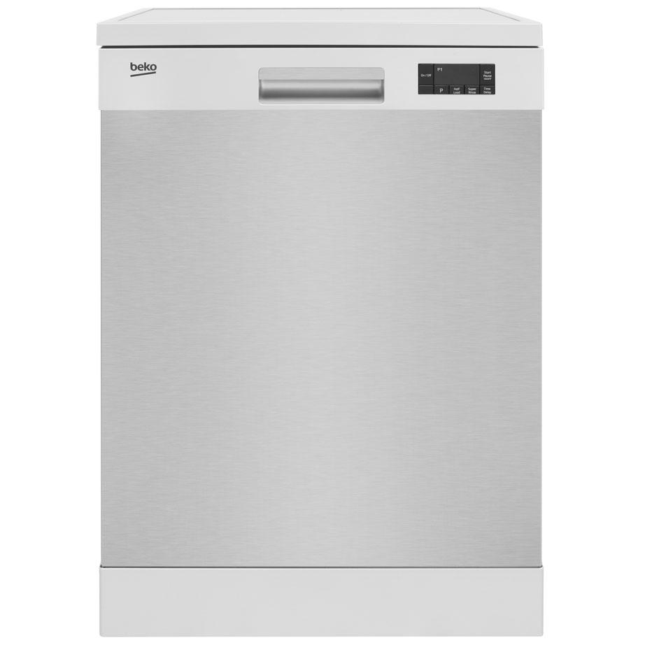 Beko Dishwasher - Stainless Steel