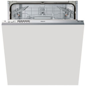 Hotpoint integrated dishwasher
