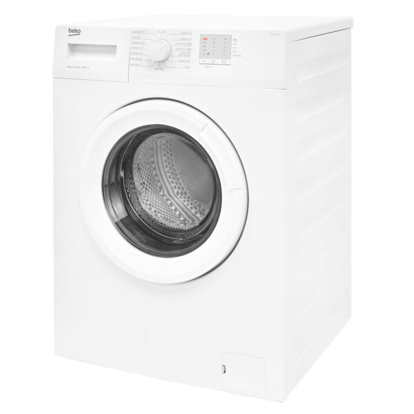 Beko Washing Machine angled view
