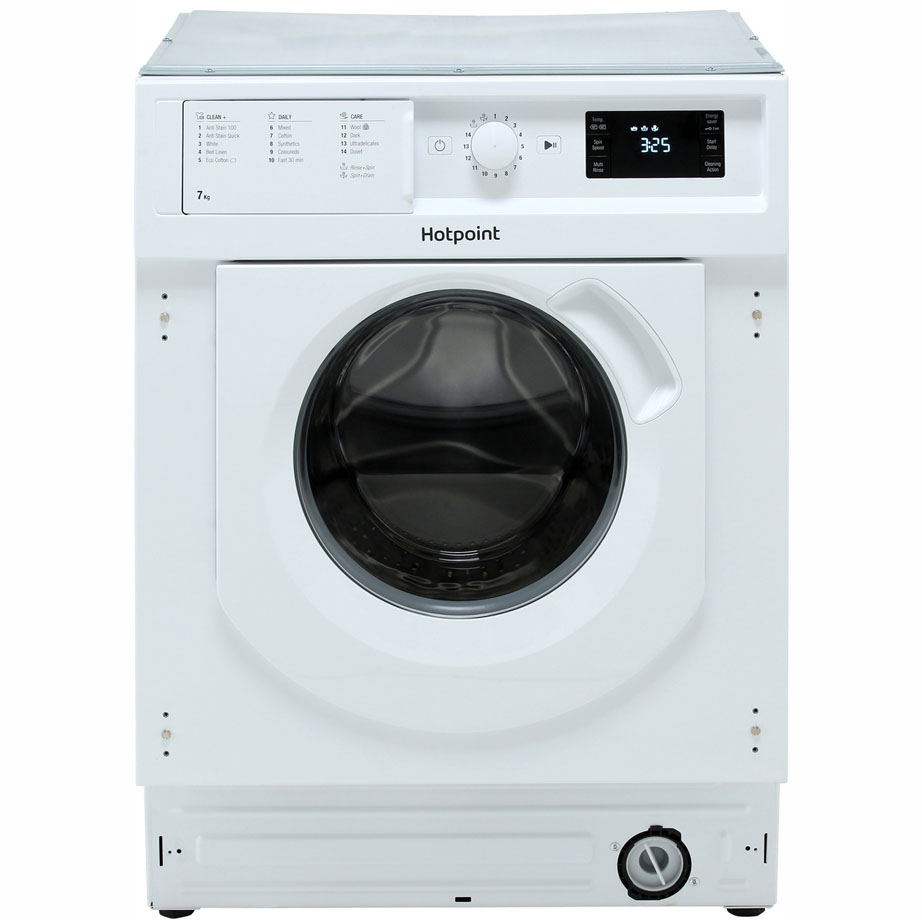 Hotpoint Integrated Washing Machine 7kg/1200rpm