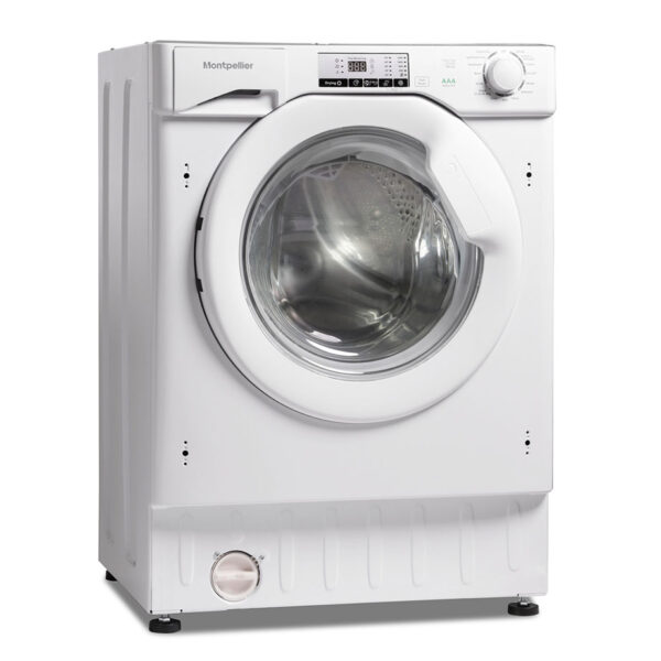 Montpellier Integrated Washer Dryer on a slight angle