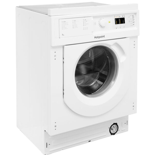 HOTPOINT INTEGRATED WASHER DRYER ON AN ANGLE