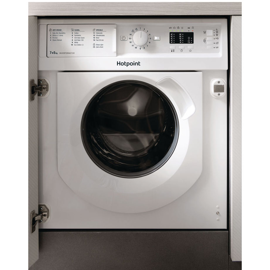 Hotpoint Integrated Washer/Dryer 7kg/5kg