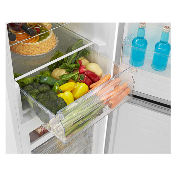 Hisense Fridge Freezer salad drawer