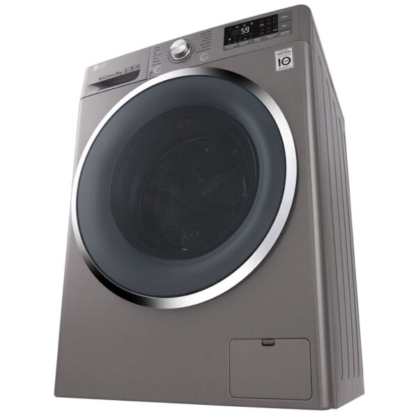 LG Washing Machine - Silver