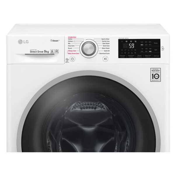 LG Washing Machine facia panel