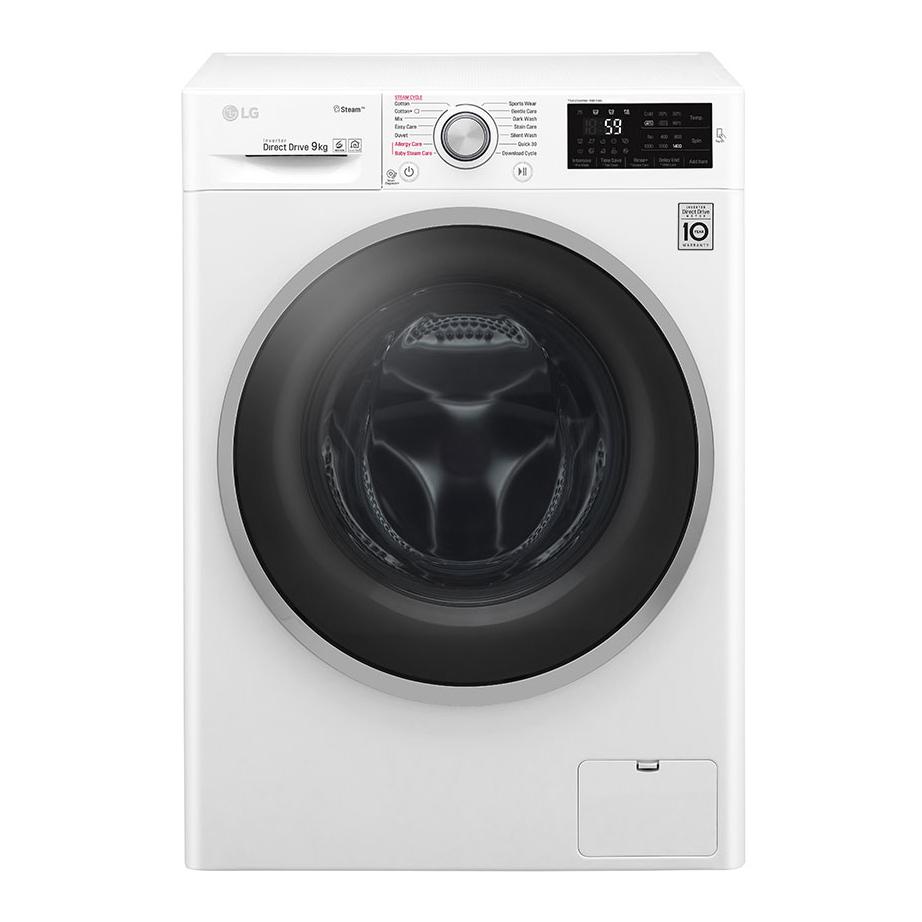 LG Washing Machine 9kg/1400rpm