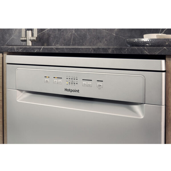 Hotpoint Freestanding Dishwasher facia panel