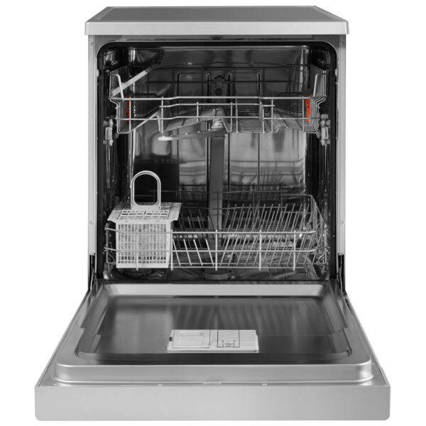 Hotpoint Freestanding Dishwasher with the door open
