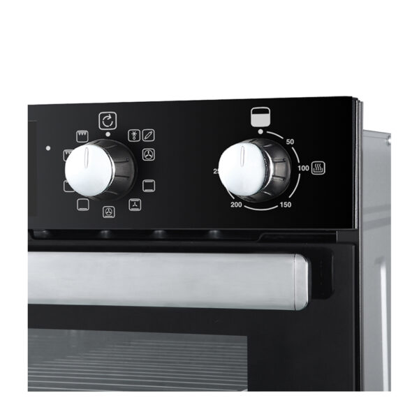 Belling Built in Double Oven control panel