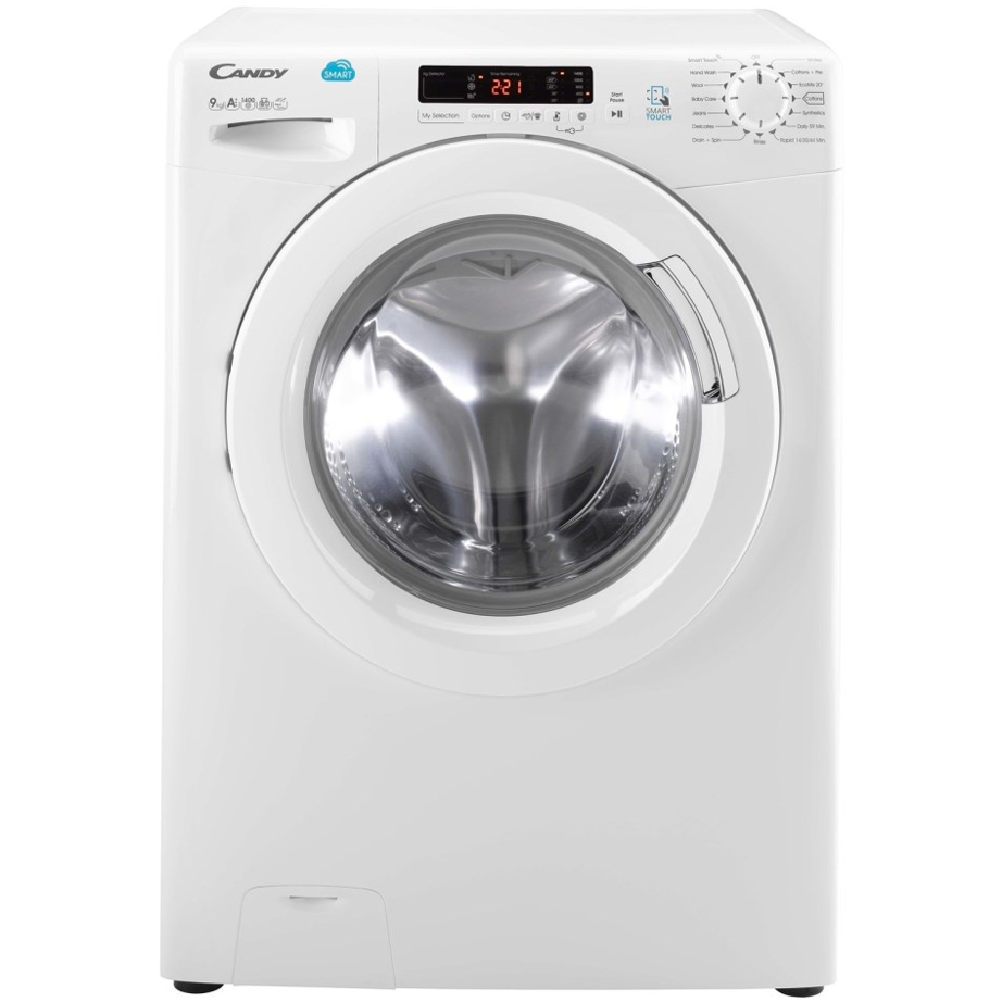 Candy Washing Machine - 9kg/1400rpm