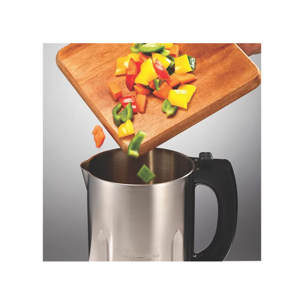 Morphy Richards soup maker with vegetables