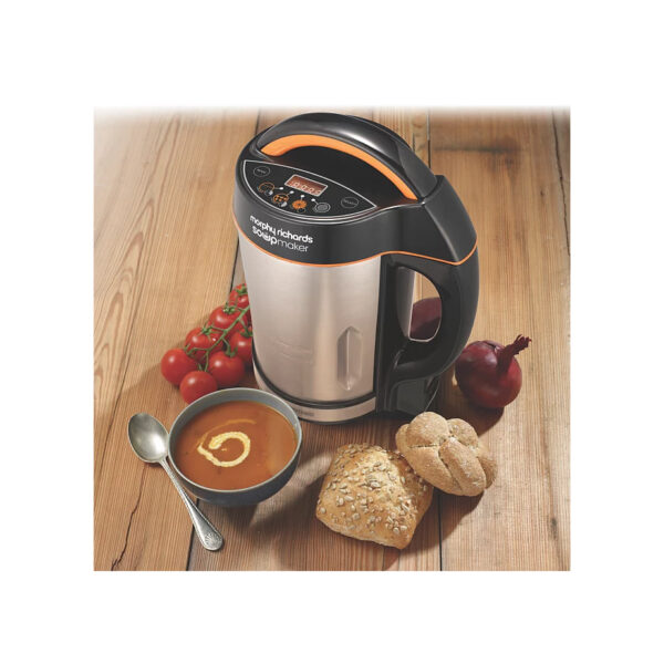 Morphy Richards soup maker display