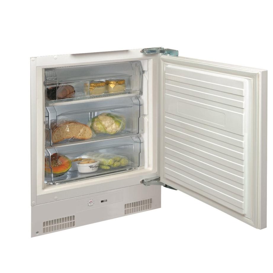 Whirlpool Integrated Freezer