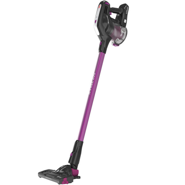 Hoover Cordless Vacuum Cleaner angled