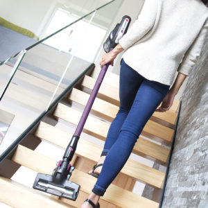 Hoover Cordless Vacuum Cleaner easy to carry