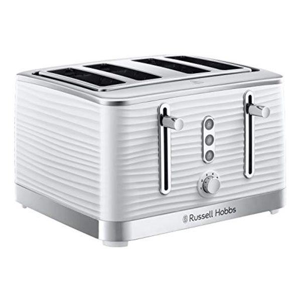 Russell Hobbs Toaster 4 Slice white