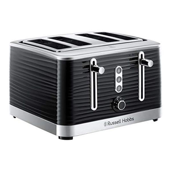 Russell Hobbs Toaster 4 Slice black