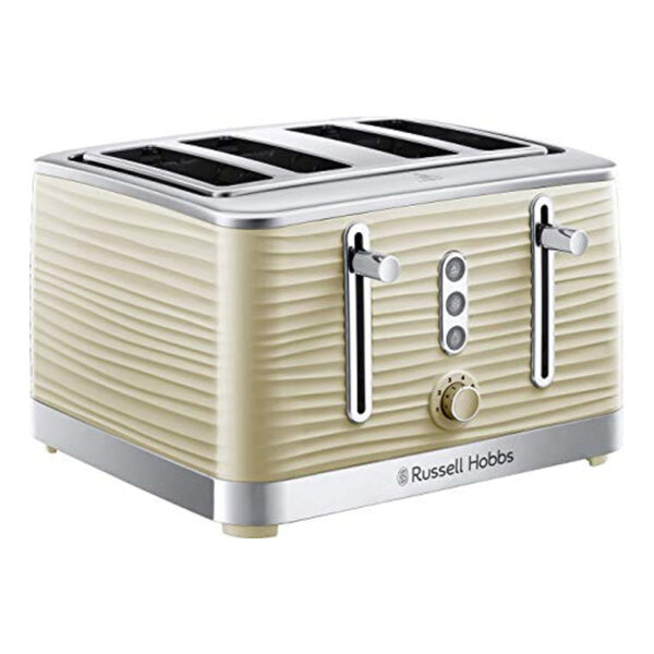 Russell Hobbs Toaster 4 Slice cream
