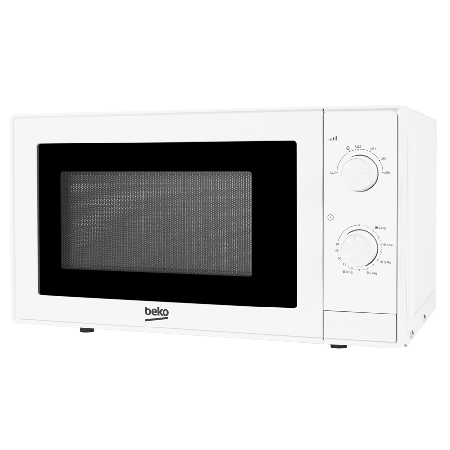 Beko Compact Microwave - 20L - White