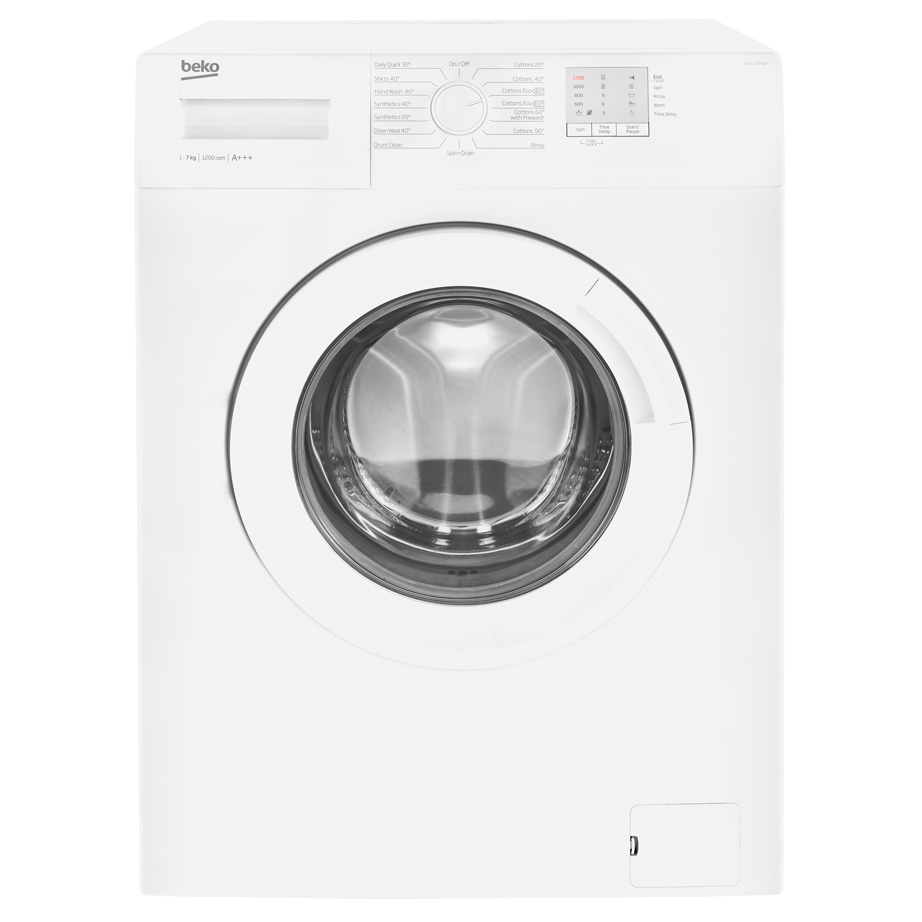 Beko Washing Machine 7kg/1200rpm