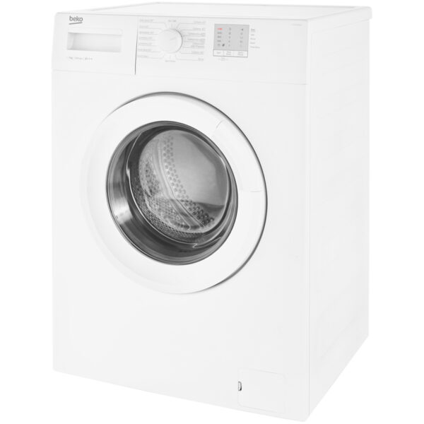 Beko Washing Machine on an angle