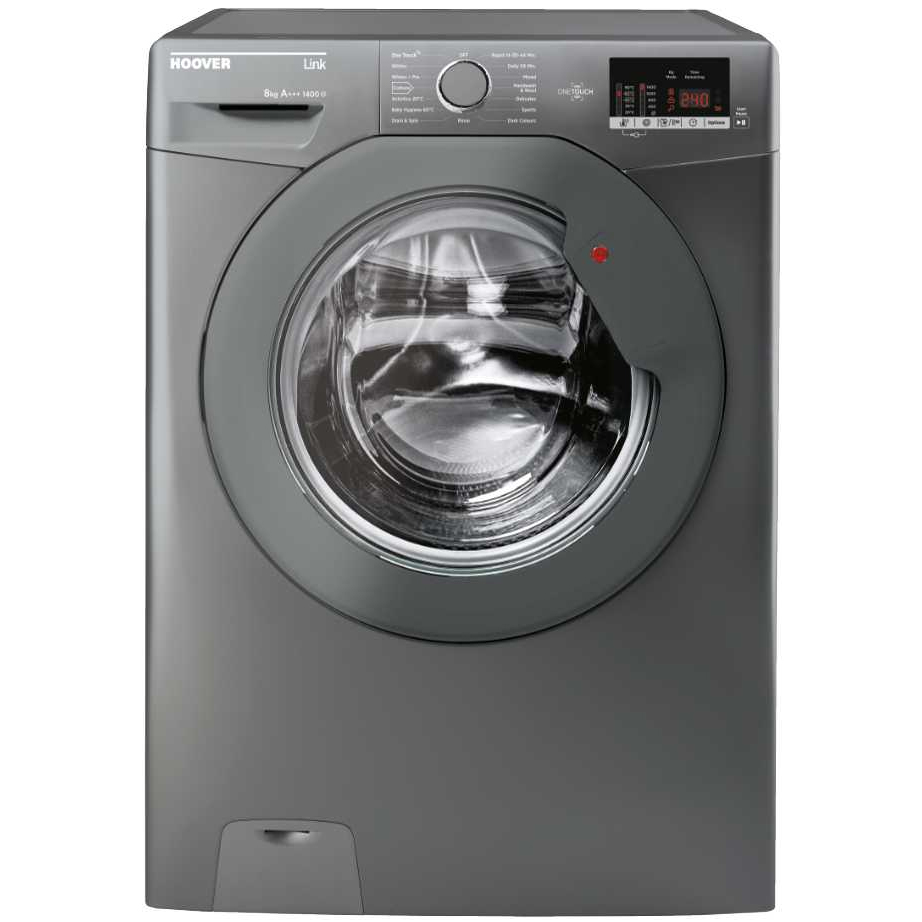 Hoover Washing Machine - 8kg/1400rpm