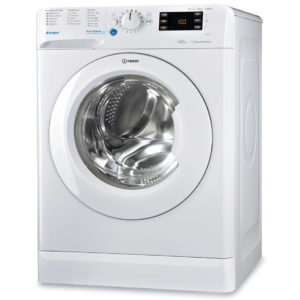 Indesit Washing Machine 9kg, 1400spin