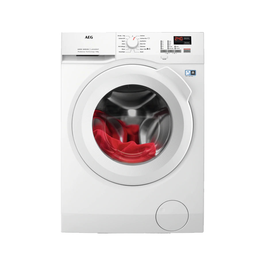 AEG Washing Machine 8kg/1400rpm