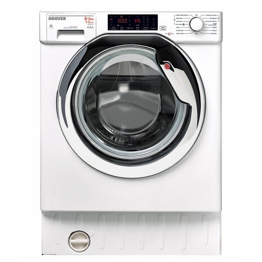 Hoover Integrated Washer-Dryer 8kg/5kg 1400rpm