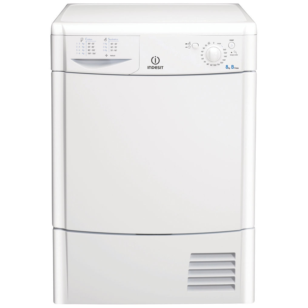 Indesit Condenser Dryer - 8kg