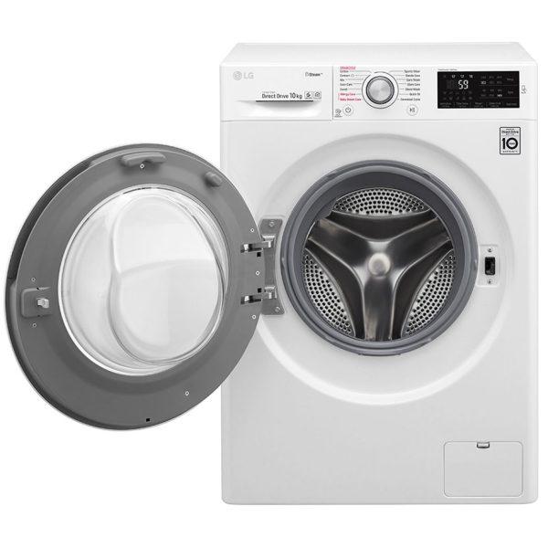 LG Washing Machine with the door open