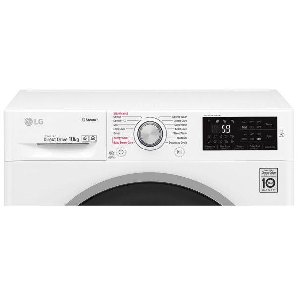 LG Washing Machine control panel
