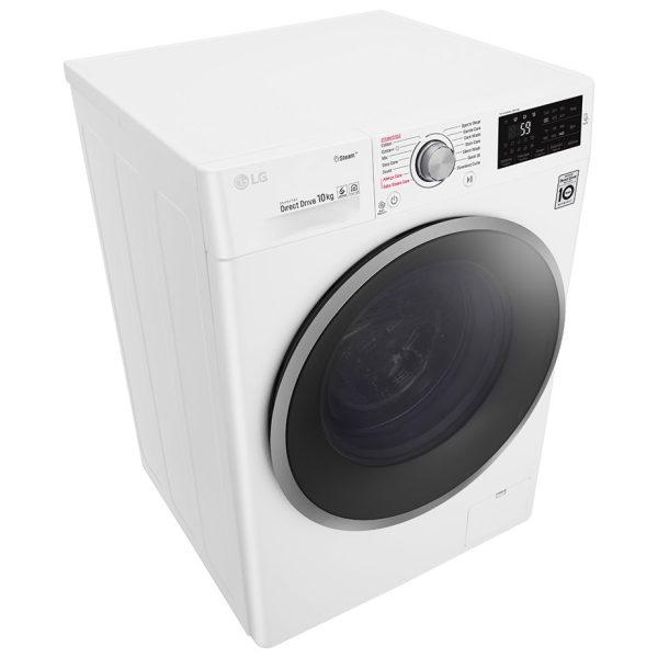 LG Washing Machine from above