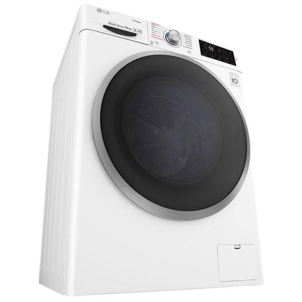 LG Washing Machine on an angle