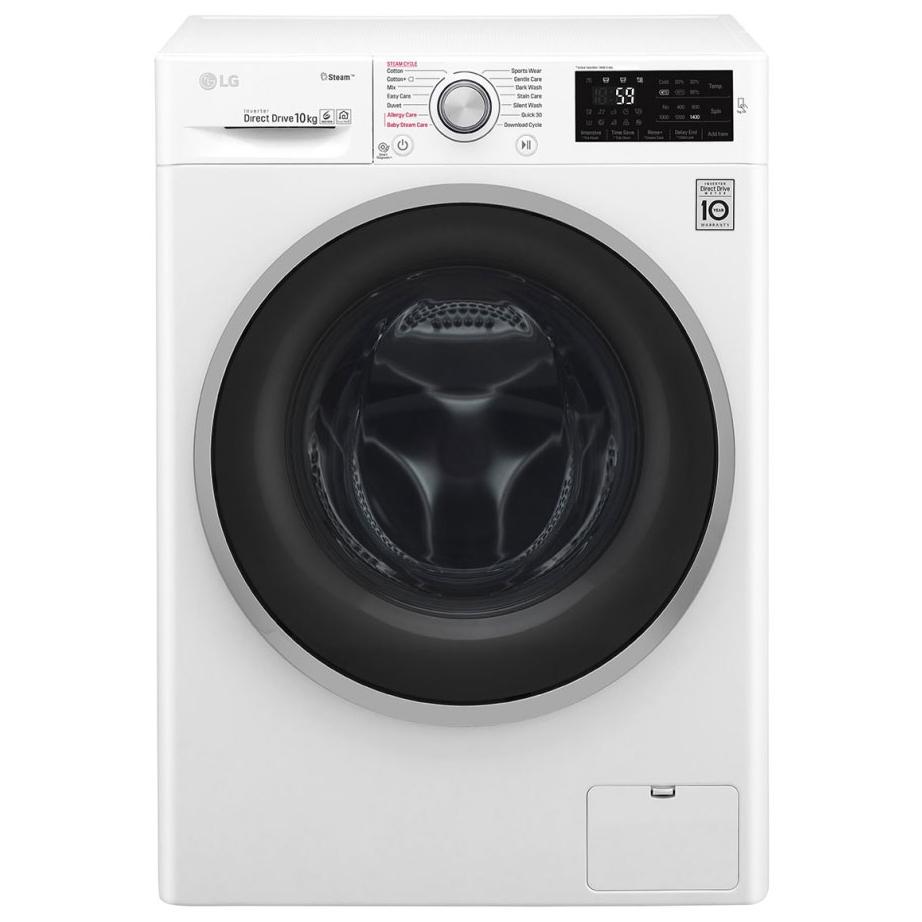 LG Washing Machine 10kg/1400rpm