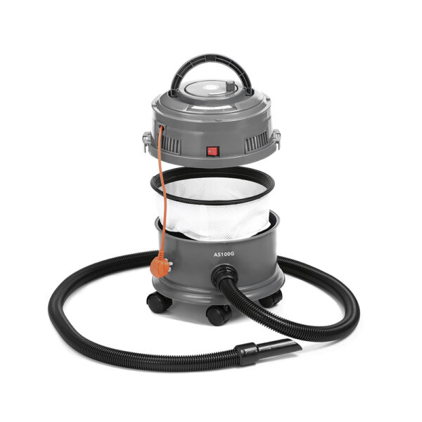 Semi-Commercial Vacuum Cleaner open