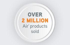 2 Million Sold