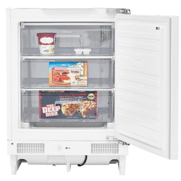 Fridgemaster Integrated Freezer