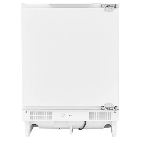 Fridgemaster Integrated Freezer with the door closed